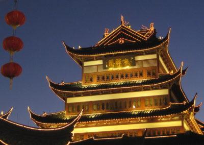 citta' vecchia shanghai